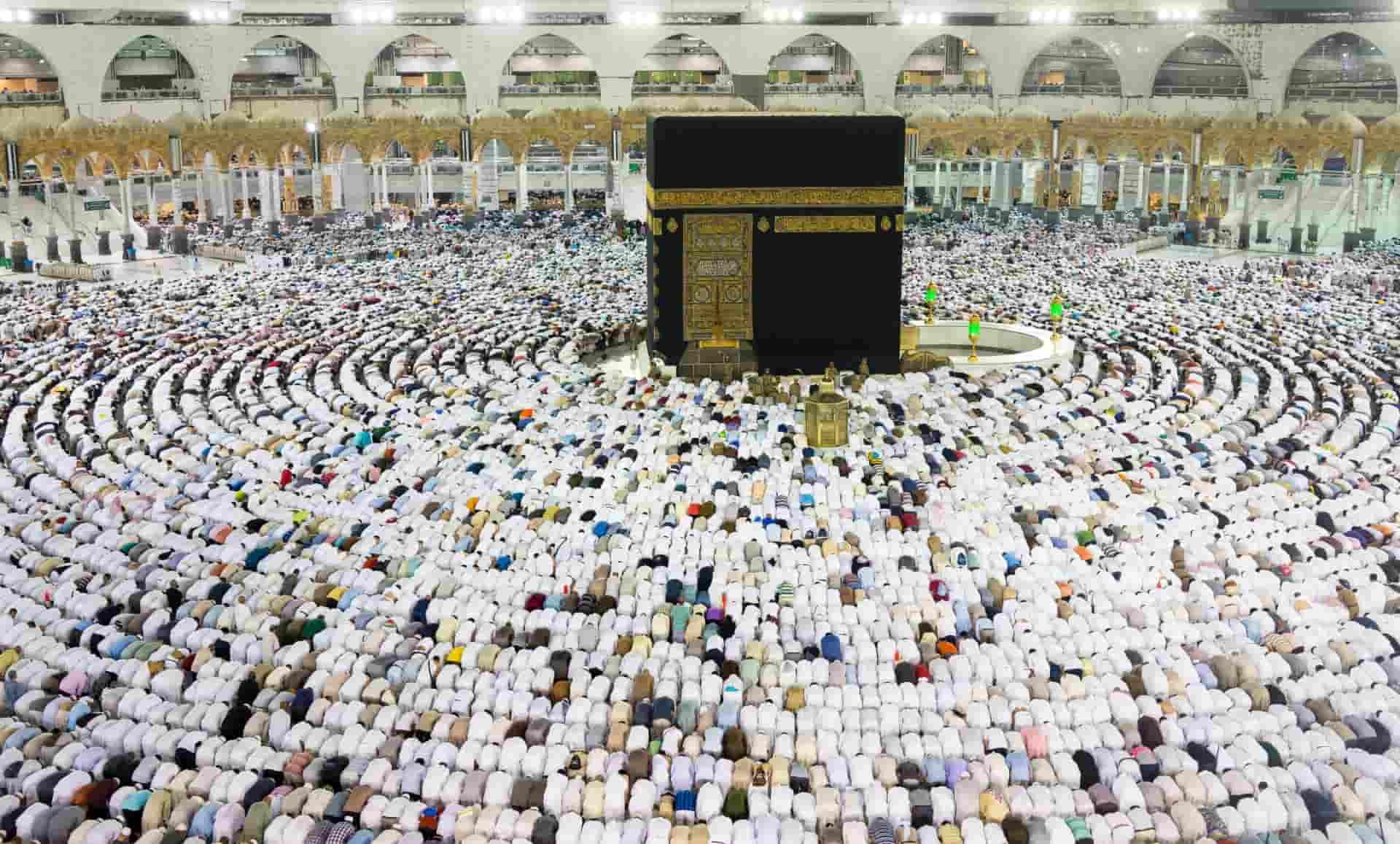 Da li muslimani obožavaju Kabu?