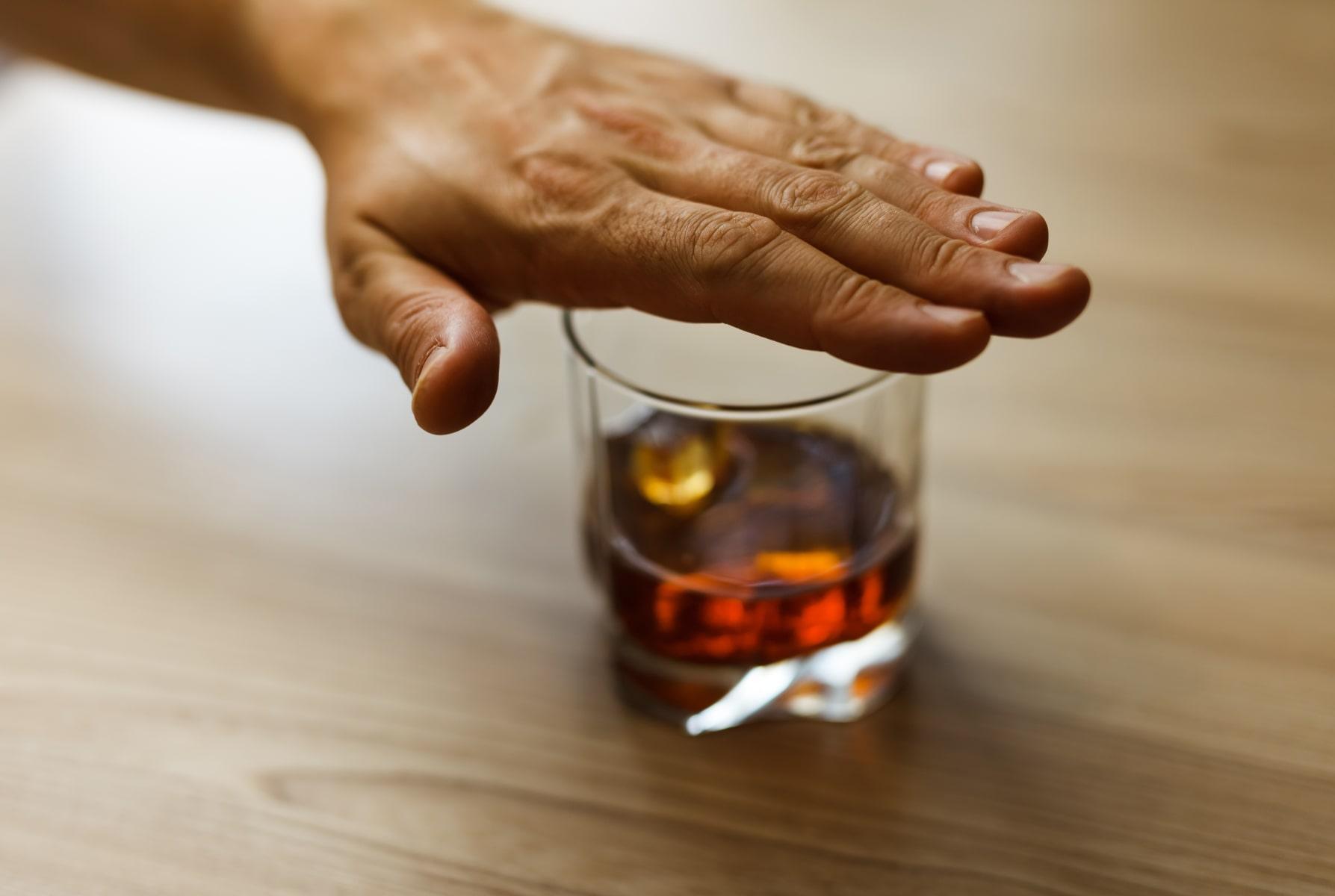 Zabrana konzumiranja alkohola