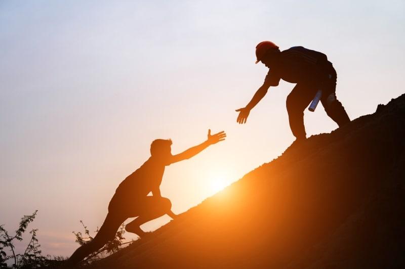 Sreća je u pomaganju drugih