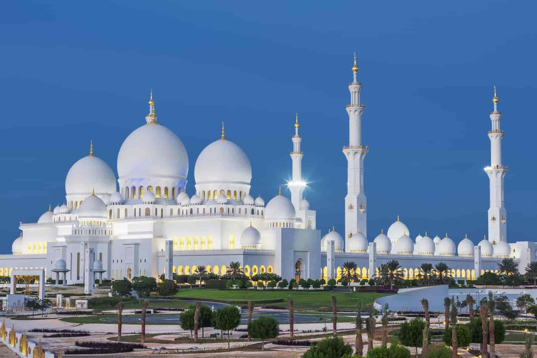Musliman ne živi bez džamije