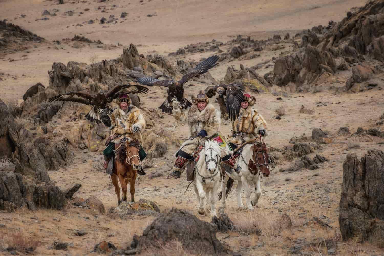 Kako je 40.000 Mongola primilo islam Mongoli Mongol Ratnici Kelimeh El-Kelimeh El Kelimeh Blog Poučne priče