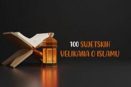 100 svjetskih velikana o islamu – E. Maršal Džonson Samir BikićIslamske knjige BiH Islamski tekstovi islamska knjižara knjige online prodaja Sarajevo Novi Pazar El Kelimeh